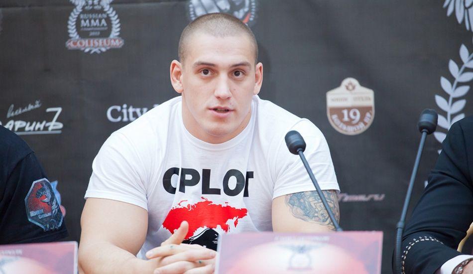 Дмитрий Сосновский подписан в UFC - Новости ММА
